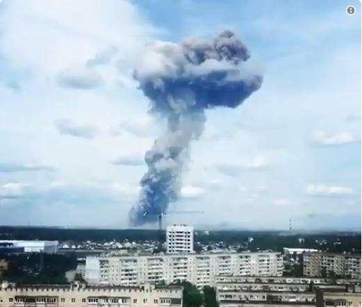 विस्फोटकों के...- India TV