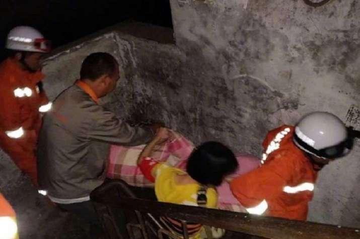 china earthquake- India TV Hindi
