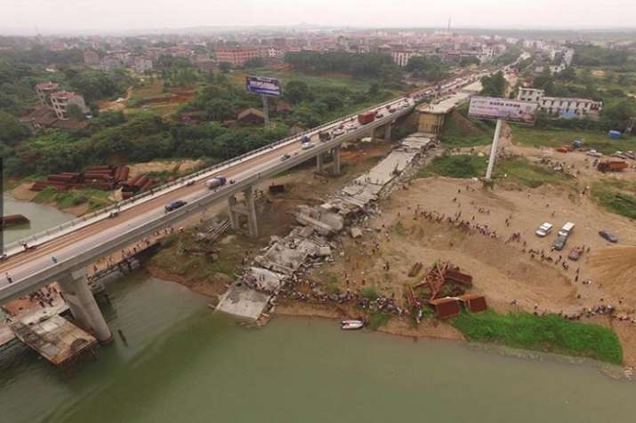 China bridge- India TV