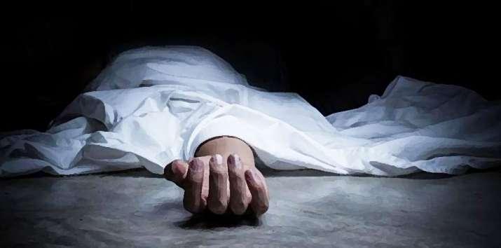 dead body- India TV