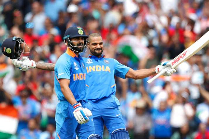 भारत बानम ऑस्ट्रेलिया, World Cup 2019: शिखर धवन ने जड़ा 17वां वनडे शतक, विवियन रिचर्ड्स के बाद ऐसा क- India TV Hindi