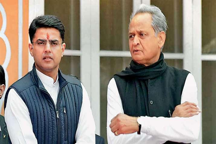 Sachin Pilot should replace Ashok Gehlot as Chief Minister of Rajasthan says Congress MLA P R Meena- India TV
