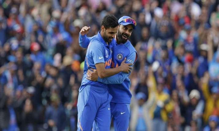 World Cup 2019: भुवनेश्वर...- India TV Hindi