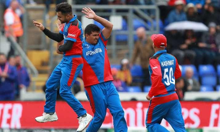 अफगानिस्तान टीम - India TV