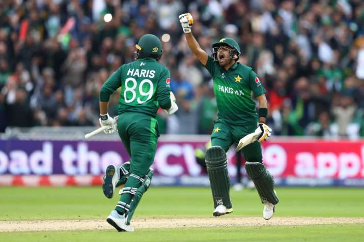 न्यूजीलैंड बनाम पाकिस्तान लाइव मैच स्कोर, न्यूजीलैंड बनाम पाकिस्तान क्रिकेट स्कोर टुडे, एजबेस्टन बर्- India TV