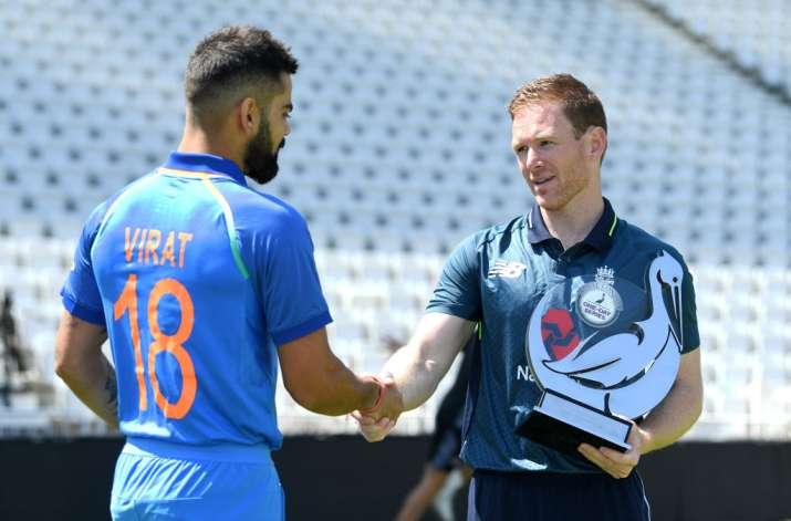 विश्व कप 2019 प्रीव्यू: मुश्किलों में घिरे मेजबान के सामने भारत की अजेय चुनौती, पहली बार नारंगी जर्स- India TV Hindi
