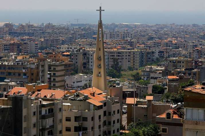 Lebanese town Hadat bans Muslims from buying and renting property | AP- India TV