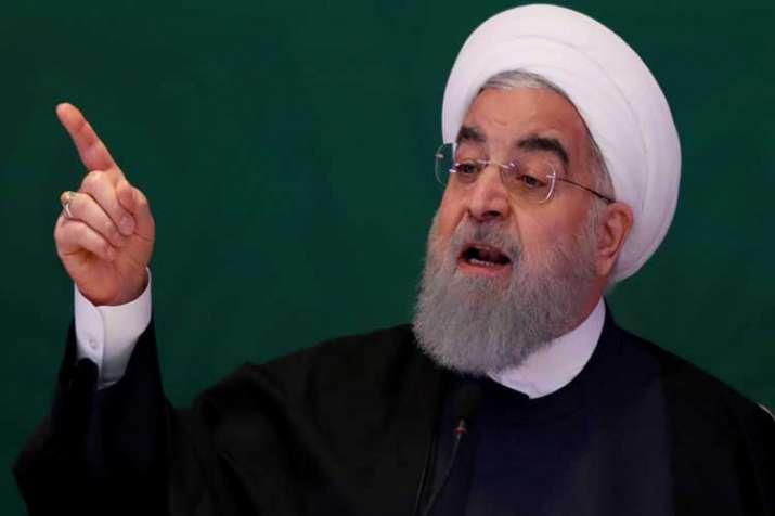 Iranian President Hassan Rouhani- India TV