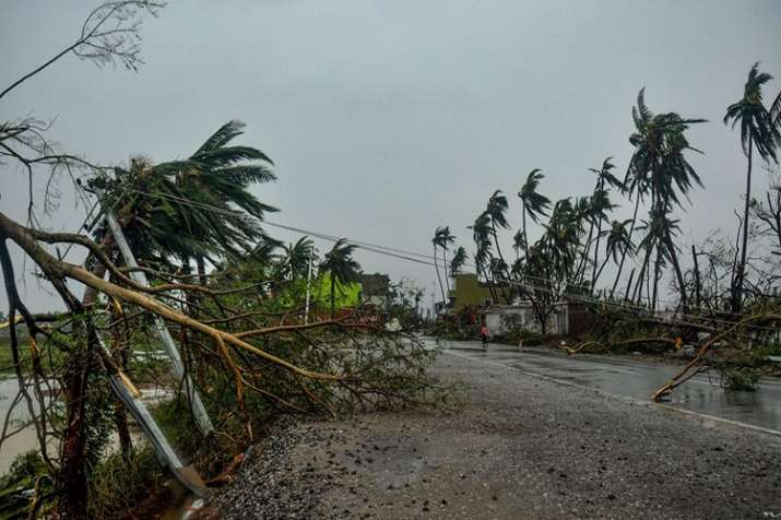 Cyclone Vayu hits Gujarat (Representative Image)- India TV