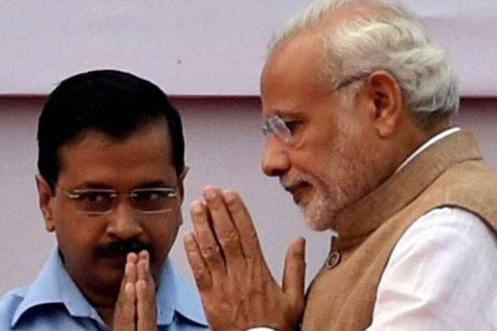Delhi CM Kejriwal Meets PM Narendra Modi- India TV