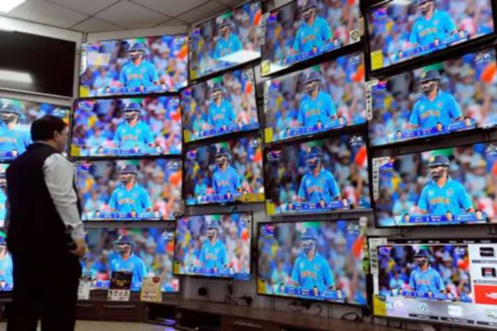 TV sales soar up ahead of India-Pak World cup tie- India TV Paisa