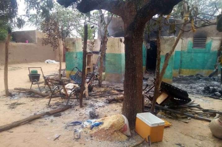 Gunmen kill dozens in 'terrorist' Mali attack, says government   AP Representational- India TV