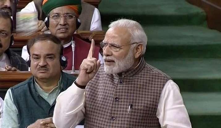 Pm Modi- India TV