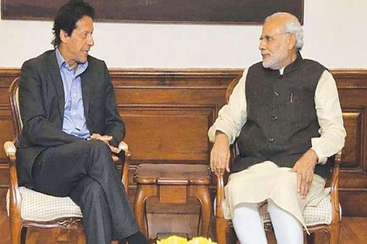 Imran writes to Modi, says Pak wants talks with India to resolve all disputes- India TV Hindi
