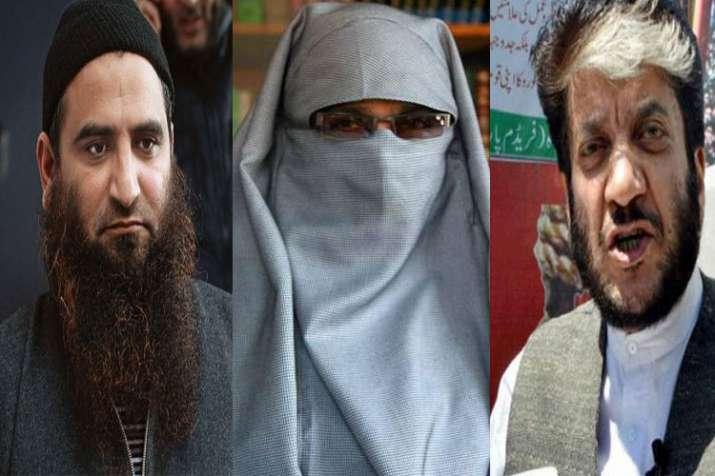 Terror funding case: Separatists Asiya Andrabi, Shabir Shah arrested, sent to 10-day NIA custody- India TV