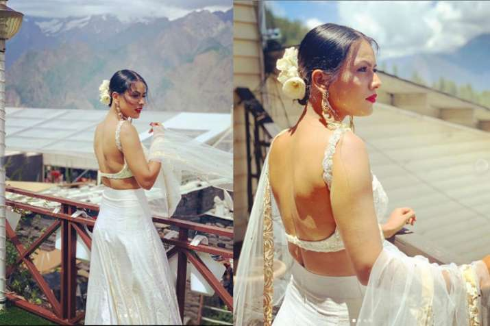 Nia Sharma- India TV