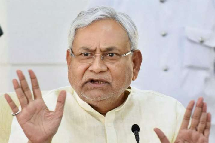 CM Nitish Kumar skips Yoga day celebrations in Bihar   PTI File- India TV