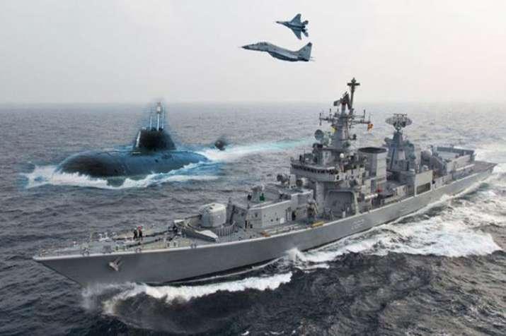 Indian Navy hunted for missing Pak submarine for 21 days post Balakot strikes- India TV Hindi