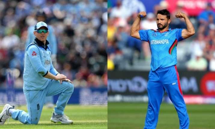 इंग्लैंड बनाम अफगानिस्तान - India TV