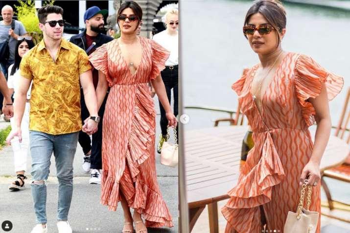 Priyanka chopra , nick jonas - India TV