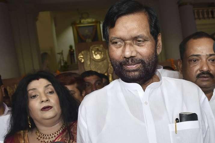 Union Minister Ram Vilas Paswan- India TV Paisa