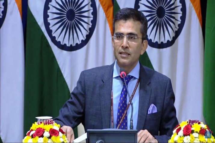 Pakistan must end terror funding by September says India- India TV Hindi