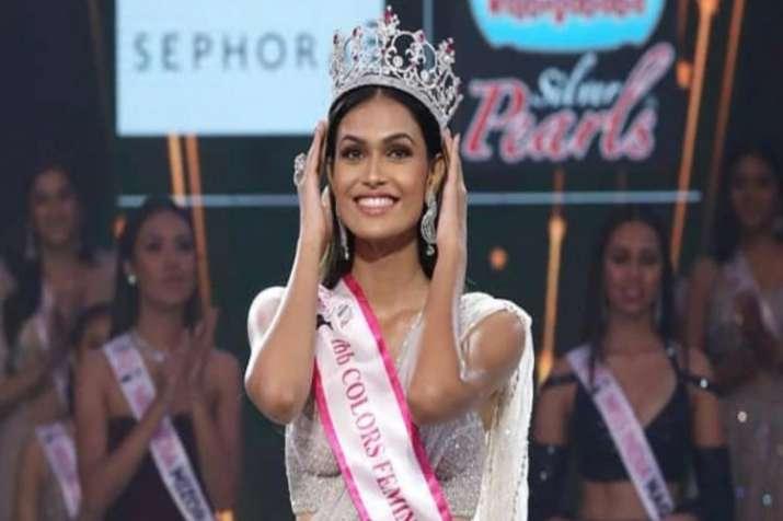 Femina miss india 2019 सुमन राव- India TV