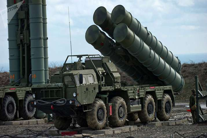 India entitled to US waiver for Russia's S-400 missile system deal- India TV
