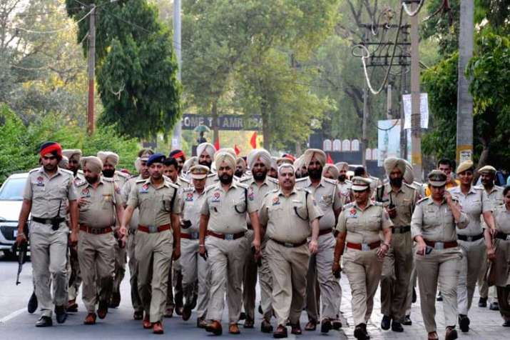 Security beefed up in Amritsar ahead of Operation Blue...- India TV