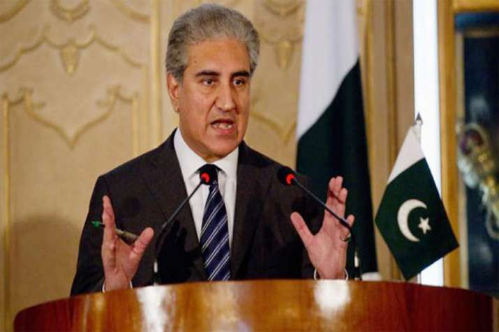Shah Mehmood Qureshi- India TV Hindi