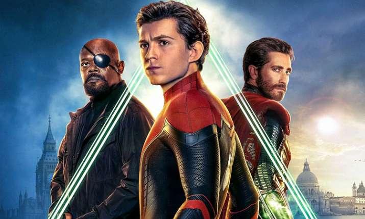स्पाइडर मैन- फार...- India TV Hindi