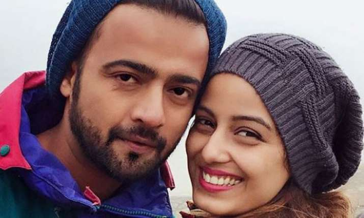 Srishty Rode, Manish Naggdev- India TV
