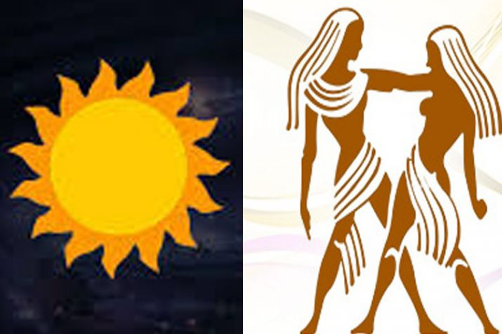 sun transit gemini- India TV