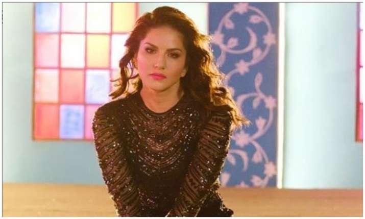 Sunny leone- India TV