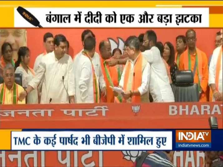 TMC MLA Join BJP- India TV Hindi