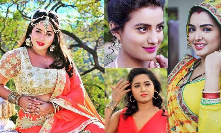 Top Bhojpuri Actress- India TV