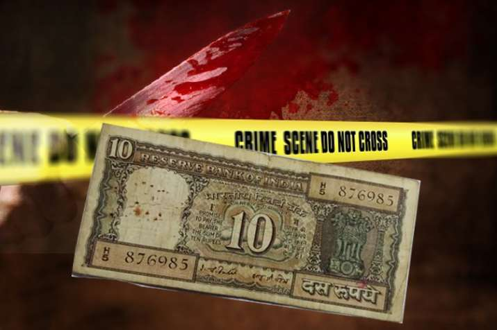 Vegetable hawker killed his customer with Knife for...- India TV
