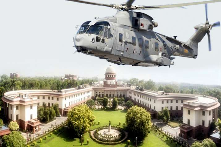 AgustaWestland Helicopter scam: SC stays HC order...- India TV