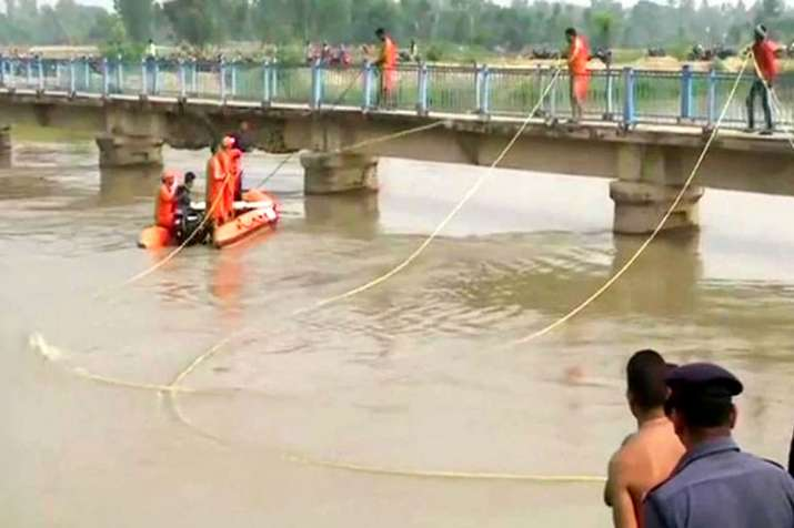 Lucknow Indira Canal- India TV