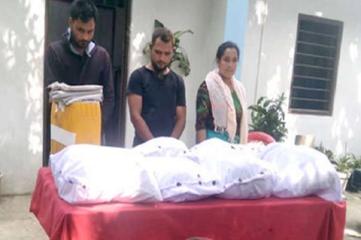 Rs 100-crore worth brown sugar seized in Manipur- India TV