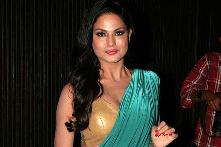 Veena malik- India TV