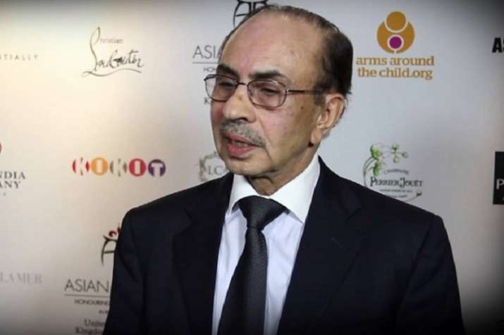 Industrialist and businessman Adi Godrej- India TV Paisa
