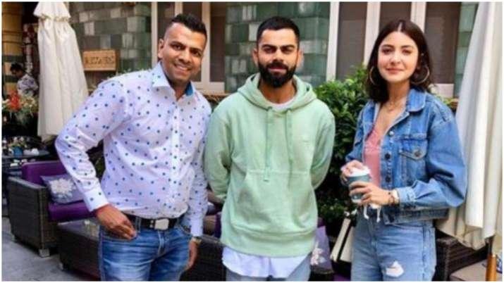 Virat kohli and Anushka sharma- India TV Hindi