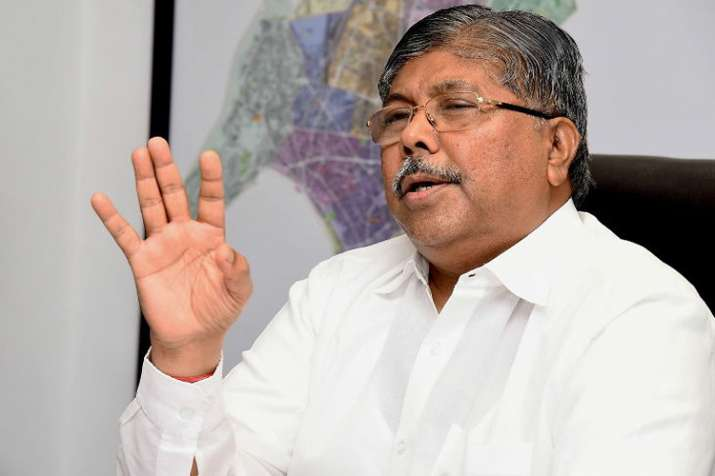 Chandrakant Patil FIle Photo- India TV