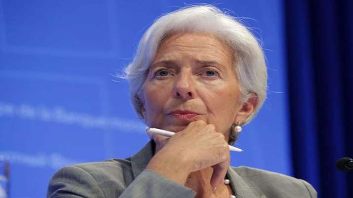 IMF Managing Director Lagarde Resigns- India TV