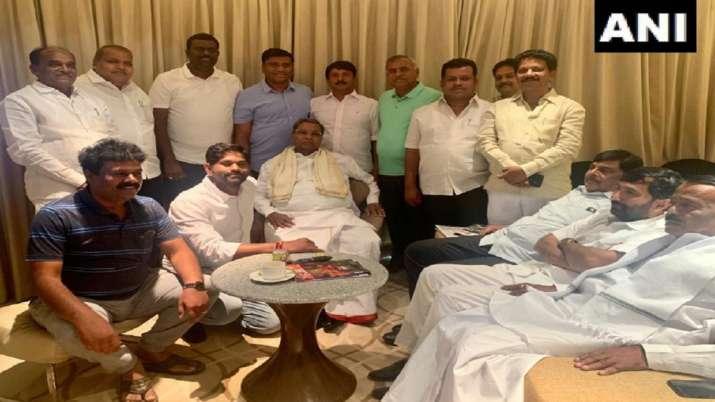 Congress Karnataka- India TV Hindi