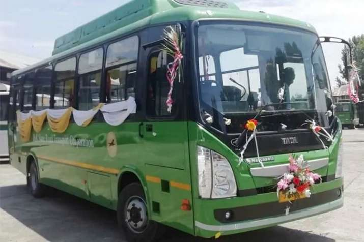 Niti Aayog CEO Amitabh Kant said 5,645 electric buses sanctioned for 65 cities- India TV Paisa