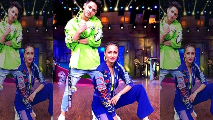 एरिका फर्नांडिस और प्रियांक शर्मा- India TV