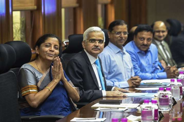 finance minister Nirmala Sitharaman - India TV Paisa