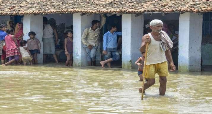 flood in bihar- India TV